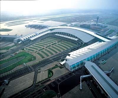 广州新白云国际机场航站主楼钢结构