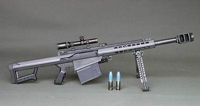 巴雷特xm-109型穿甲狙击步枪