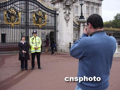 组图:英国王室的正式宫殿:白金汉宫