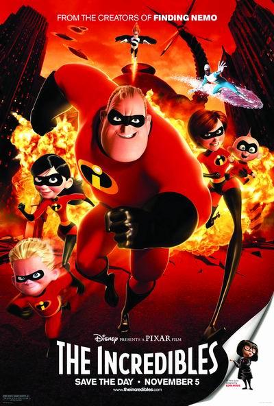 年度动漫大制作《超人家族》开始征战好莱坞(组图)