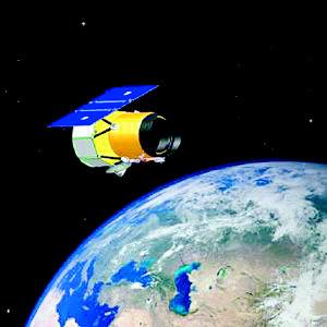 """外太空寻找生命的""""双重风险""""火星微生物将摧毁地球?(组图)"""