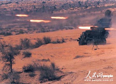军事评论:透析印度陆军冷启动新作战理论(组图)