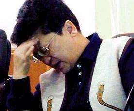 外逃贪官杨秀珠牵出的原温州园林局长一审判5年(图)