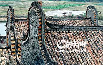 广州古村落寻踪⑩梳式布局讲求实用(组图)