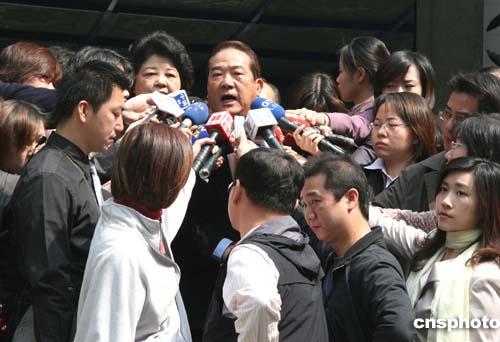 宋楚瑜批评台联党参拜靖国神社(图)