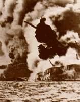 纪念二战胜利60周年:我们要做的是纠正历史(组图)
