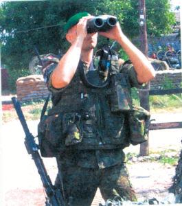 德 未来步兵 单兵战斗装备现身阿富汗