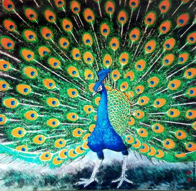 孔雀是几级保护动物