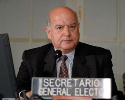 智利候选人因苏尔萨当选美洲国家组织秘书长