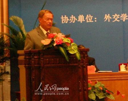 """组图:""""外交官之春""""――罗高寿情系中国"""
