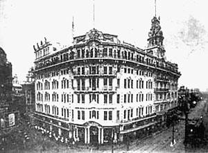 1918年9月开张的上海永安公司