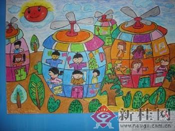 2005年广西青少年科技创新大赛暨成果图片展展出图片
