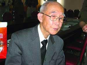 91岁的原侵华日军老兵本多立太郎深深地向中国人忏悔.