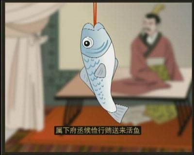 组图:悬鱼