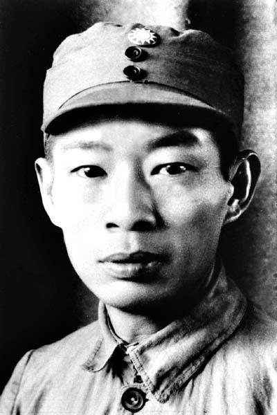 党的优秀将领周子昆(图)