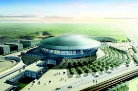 北京2008・11座奥运新建场馆先睹为快(组图)