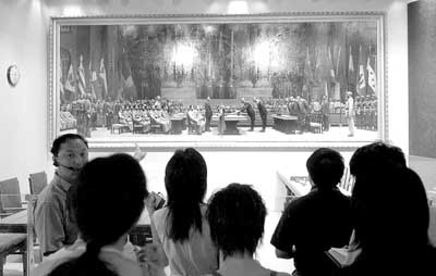 朱成山说网站的建立对于了解南京大屠杀有重要意义