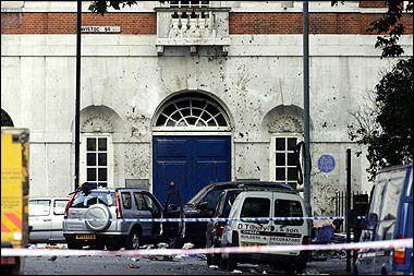 组图:伦敦发生爆炸目前尚无中国公民伤亡