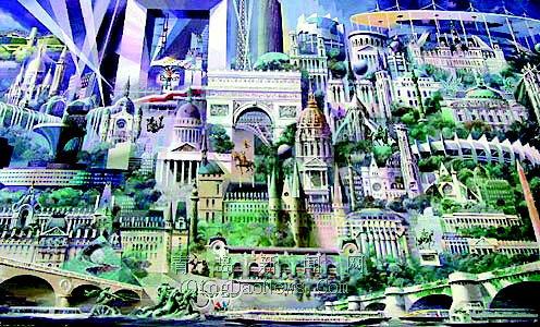 《大青岛》是把青岛的风景集中在了一起,而我下一步想做的是给青岛的