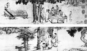 宋元名品惊京城(图)