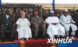 塞内加尔举行仪式纪念二战非洲老兵(组图)