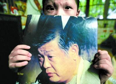 著名演员傅彪,因患肝癌于昨日9时35分在京辞世,享年42岁.他走