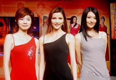 第11届中国模特之星大赛总决赛即将在南宁开幕(组图)