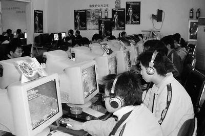 青少年上网都做什么 调查显示,中学生上网多为