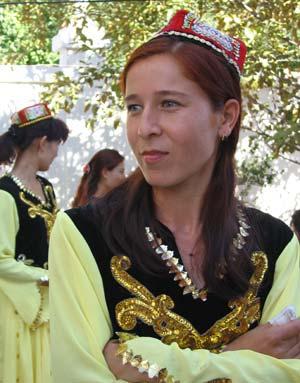 新疆人物(一):美丽女人(组图)