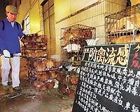 卫生部部长高强:中国禽流感疫情在控制中