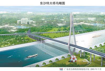 东新高速公路开工(图)