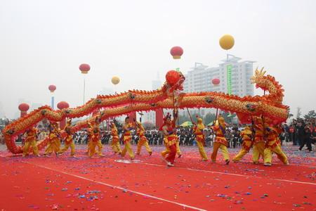 长江流域民族民间文艺过街巡游今举行