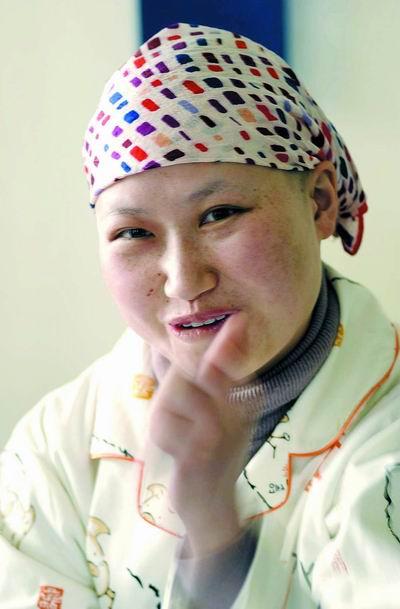 高额手术费难住了白血病姑娘赵青枝一家人――6万元,就能拯救一个阳光女孩