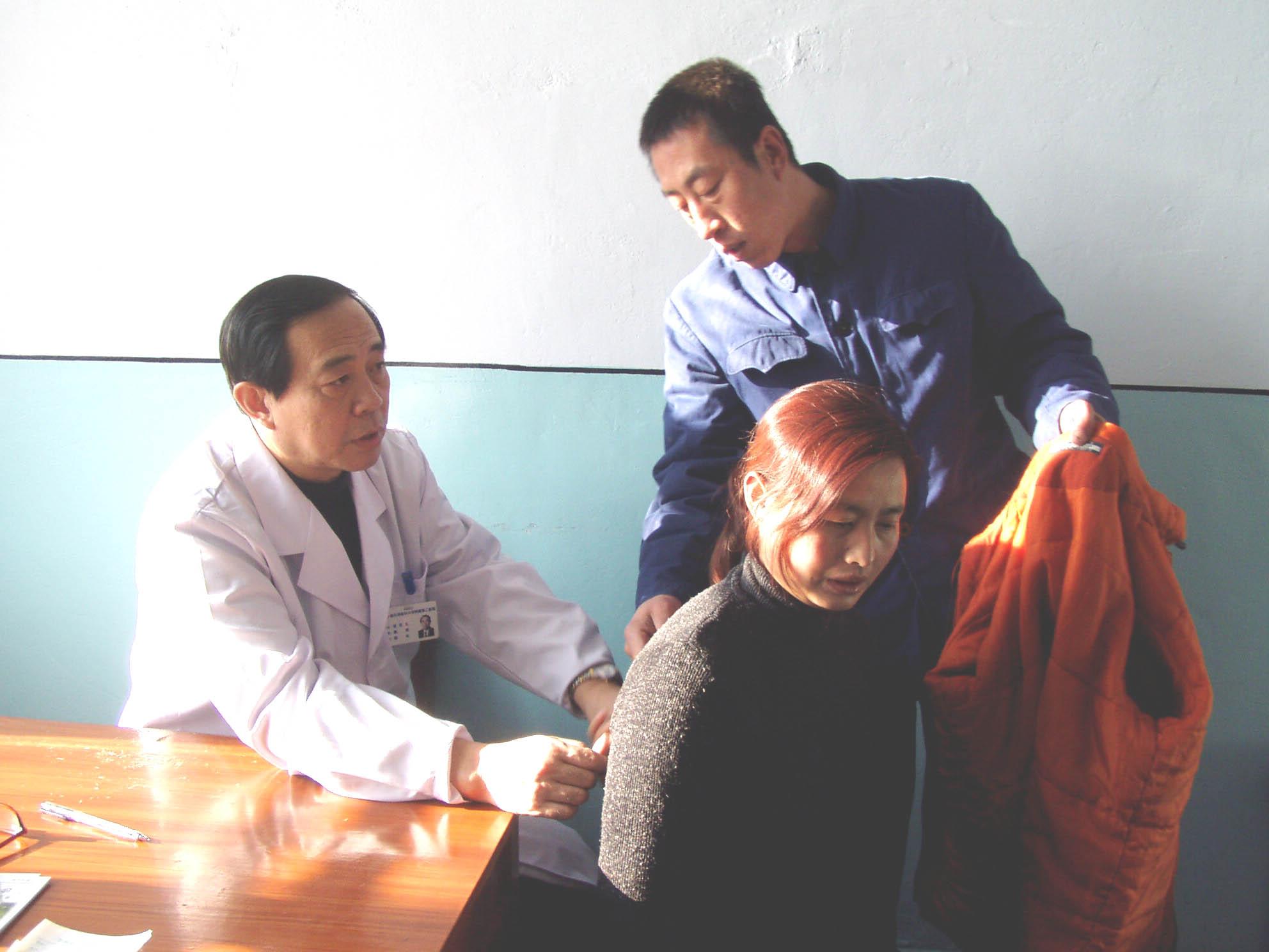 哈医大二院:让特困患者看得起病