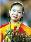 中国体育十佳选手(图)