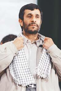 伊朗总统没存一分钱(人物写真)