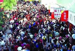 北京两会将审议十一五规划控制人口规模受关注