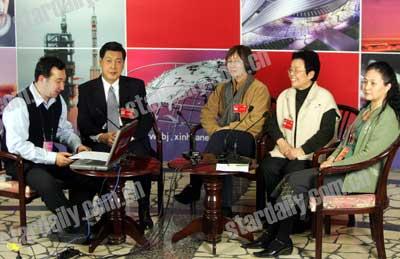 北京两会动态:民情日记促和谐社区