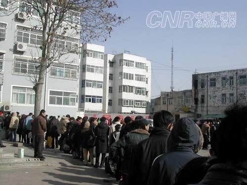 春节后山东省春运公路客运压力移至县市(组图)