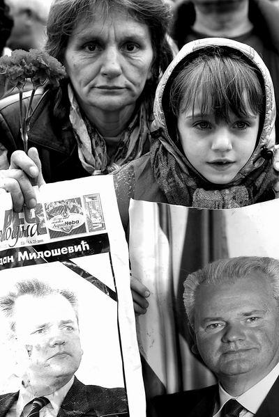 米洛舍维奇落葬故居