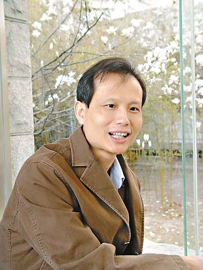 学术打假专家方舟子掀落清华造假教授刘辉(图)