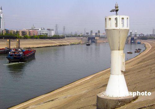 长江三峡航道全面使用GPS航标