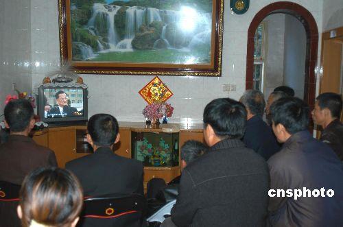 漳州宗亲将行隆重仪式迎接连战祭祖典礼全妥当