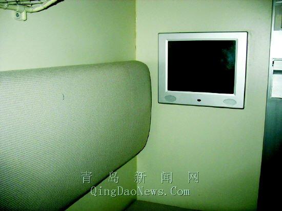 青京列车超员压力大青京线5•1开行豪华快车(图)