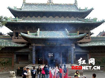 网络媒体山西行:榆次老城印象(多图)