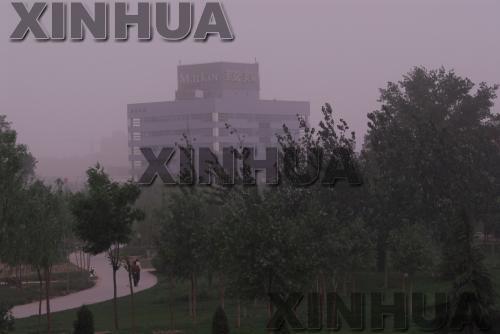 外来沙尘今春第14次袭北京