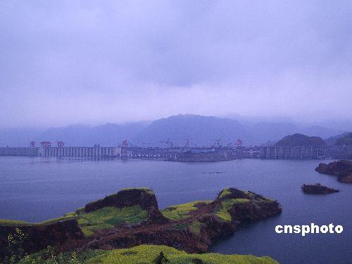 三峡大坝六月将全线挡水发挥防洪作用