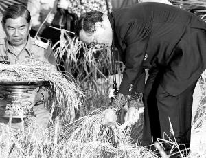 泰国国王风雨60年(风雨人生)