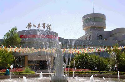 青海省格尔木市人口-戈壁明珠 格尔木城