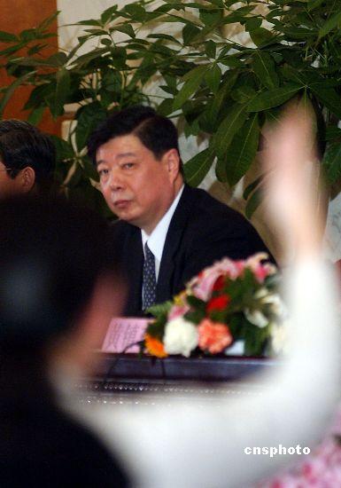 国务院任命姜异康为国家行政学院副院长(附简历)